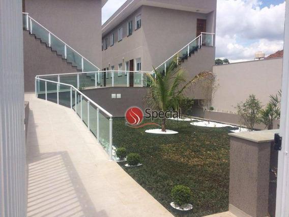 Sobrado Com 1 Dormitório À Venda, 36 M² - Vila Carrão - São Paulo/sp - So5586