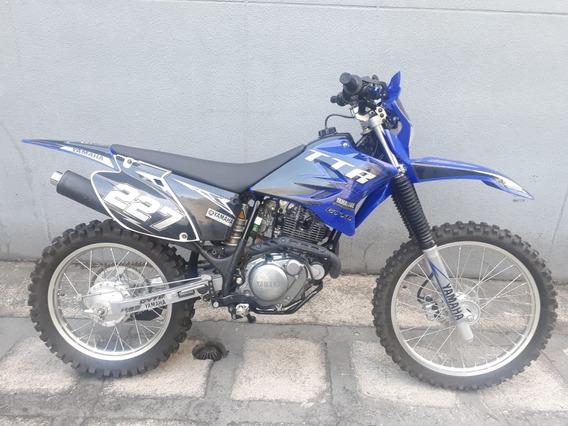 Yamaha Tt-r 230 Azul