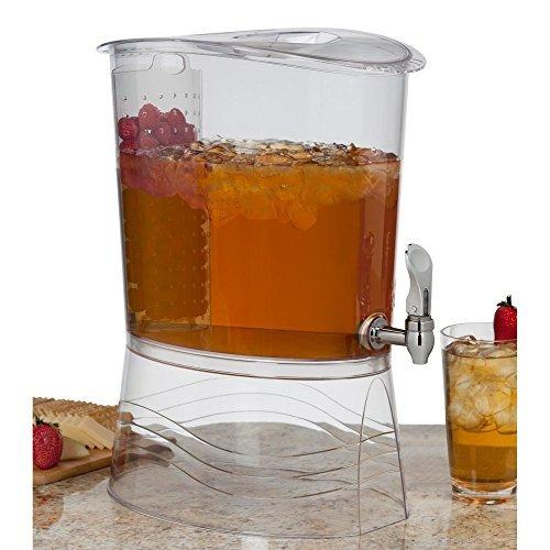 Imagen 1 de 2 de Creative Bath Bev14clr Oliver Dispensador De Bebidas Con Ins