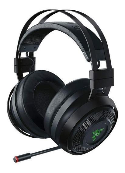 Auriculares gamer inalámbricos Razer Nari Ultimate negro