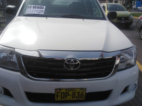 Toyota Hilux Hilux 4x4 2014