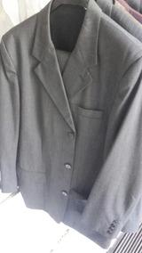 Terno Masculino Marca Executivo Tamanho 54 Longo