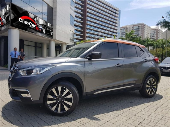 Nissan Kicks 1.6 16v Flexstart Rio 2016 4p Xtronic