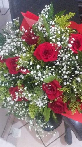 Imagem 1 de 5 de Presentes Para Quem Vc Ama E Com A Floricultura Florzinha