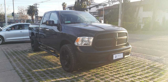 2014 Dodge Ram 1500 Slt Quad Cabin 4x4 3.6 Auto