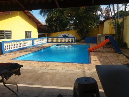 Imagem 1 de 14 de Linda Casa Em Atibaia