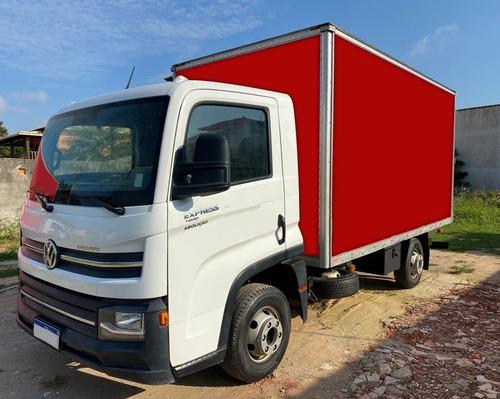 Imagem 1 de 9 de Caminhão Volkswagem Express 3600