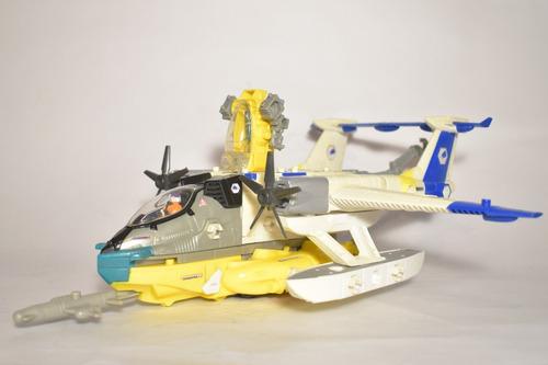 Avión Armable Matchbox Al Rescate Juguete