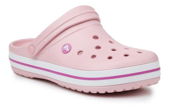 Crocs Original Crocband Rainbow Clog Candy Pink Mujer 6xo
