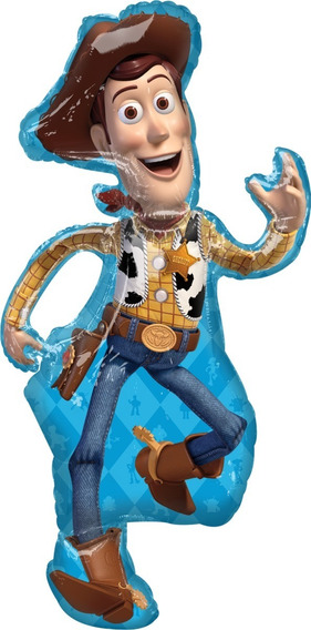 Globo Gigante De Woody, Toy Story (calidad Helio)
