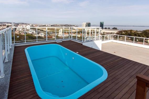 Apartamento Em Cristal Com 3 Dormitórios - Lu429689