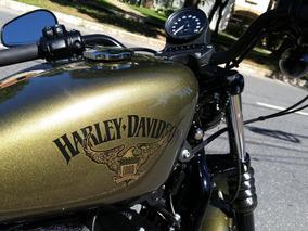 Harley-davidson Xl 883n Iron - 2017/2017