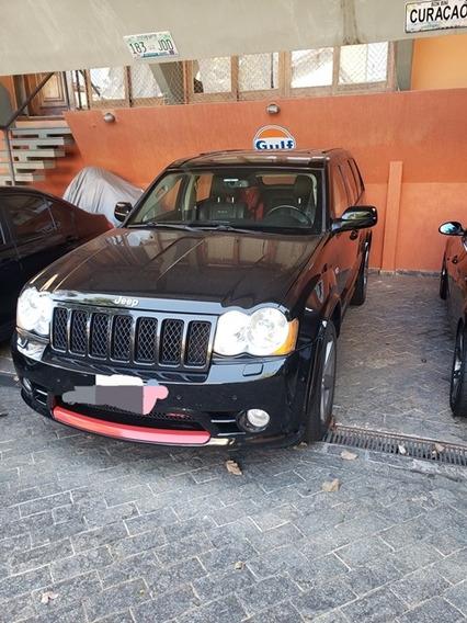 Jeep Grand Cherokee Srt8 6.1 Hemi V8