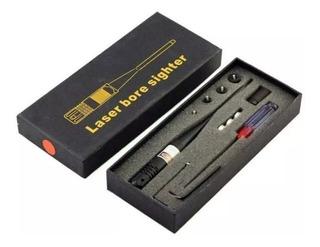 Colimador Laser Aferidor Calibre Mira Com Pilhas