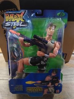 Muñecos Max Steel Antiguos