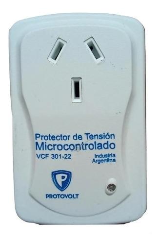 Imagen 1 de 1 de Protector De Tensión Microcontrolado **con Garantia**