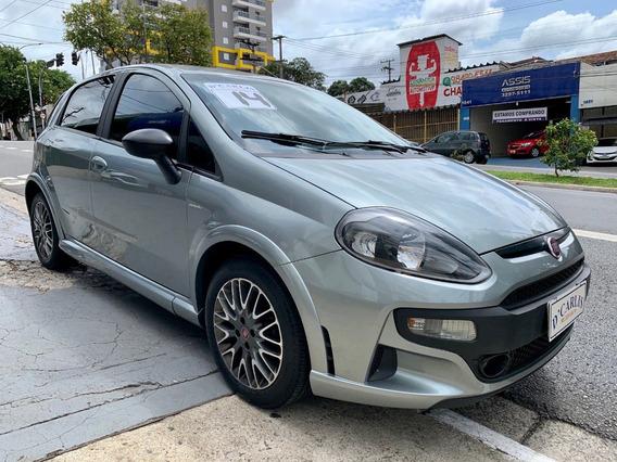 Fiat Punto Blackmotion 1.8 2014/2014 Flex 4p Aut