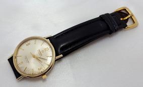 Relógio Omega Ouro 14k Seamaster Deville Automático