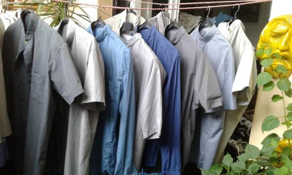 Camisas Sacerdotes. Super Oferta.varios Colores.azul, Gris.