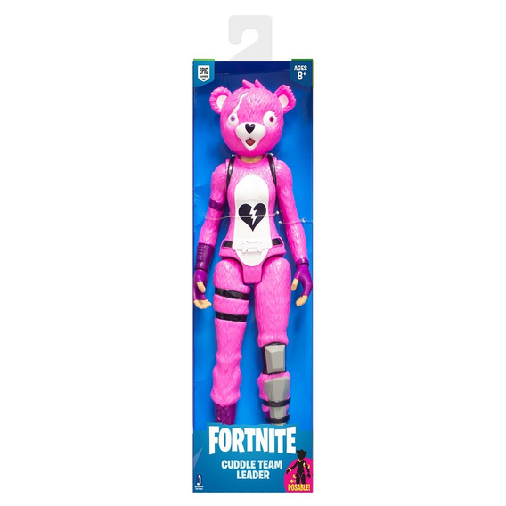Nova Figura Fortnite Victory Series Cuddle Team Sunny 2069