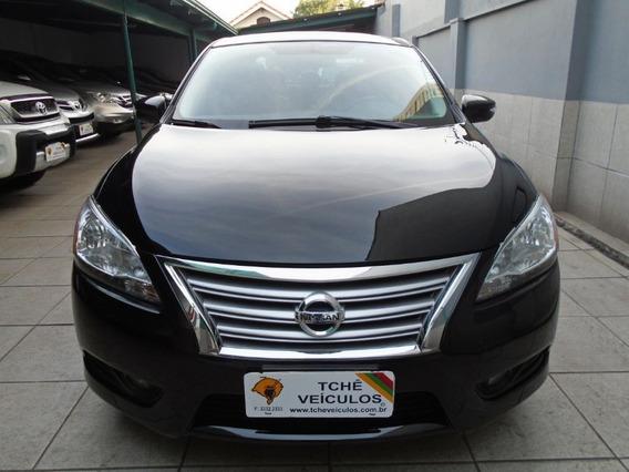 Nissan Sentra Sv Automático Cvt