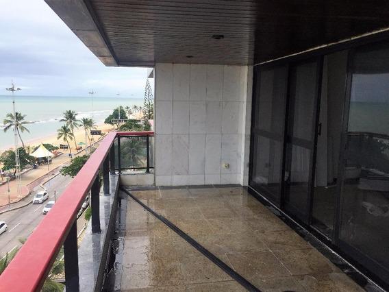Apartamento Alto Padrão Com 4 Dormitórios Para Alugar, 405 M² Por R$ 7.900/mês - Boa Viagem - Recife/pe - Ap1726