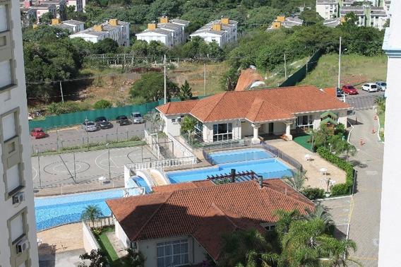 Cobertura Em Cavalhada Com 3 Dormitórios - Lu268141