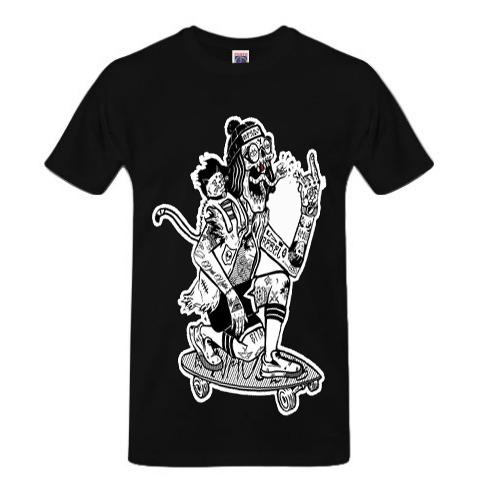 Camisa Estampa Radical02