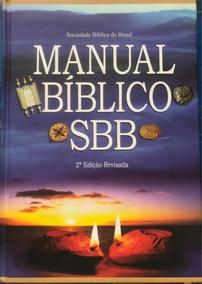 Manual Bíblico - Ssb 2a Edição Revisada