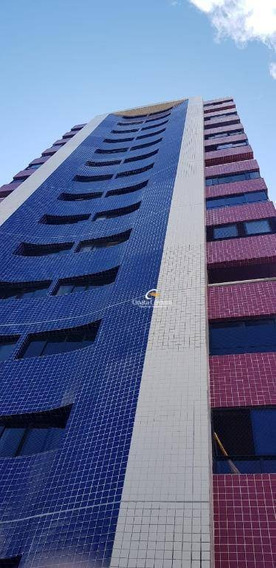 Apartamento Com 4 Dormitórios À Venda, 110 M² Por R$ 1 - Tambaú - João Pessoa/pb - Ap2580