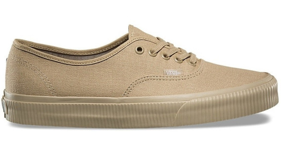 Tenis Vans Tallas Grandes Authentic Caqui Kaki 31 Cm (13 Us)