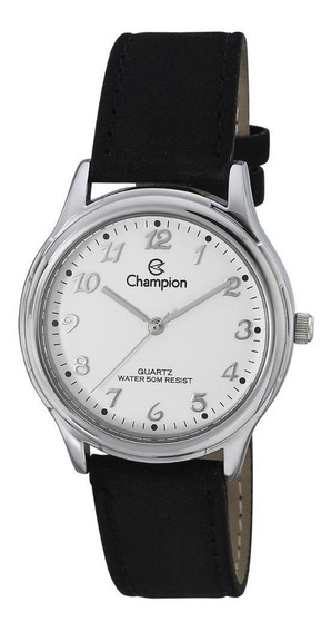 Relógio Pulso Champion Unisex. Ch22251s Prata F.