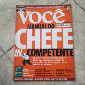 Revista Você S/a Ed41 Nov2001 Manual Do Chefe Competente