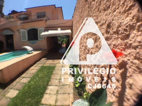 Casa À Venda, 3 Quartos, 1 Suíte, 4 Vagas, Santa Teresa - Rio De Janeiro/rj - 29502