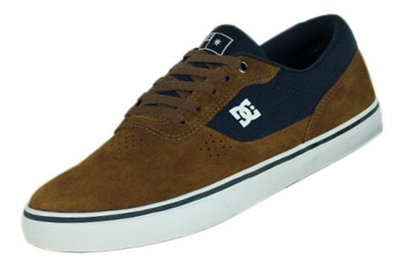 Tênis Dc Shoes Modelo Switch S