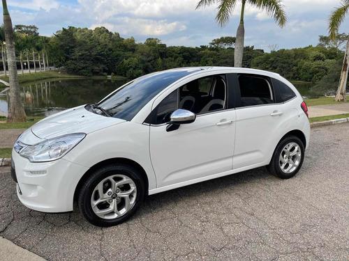 Citroën C3 2018 1.6 Vti 16v Exclusive Flex Aut. 5p