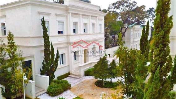 Casa De Condomínio Com 4 Dorms, Alto Da Boa Vista, São Paulo - R$ 4.8 Mi, Cod: 90 - V90