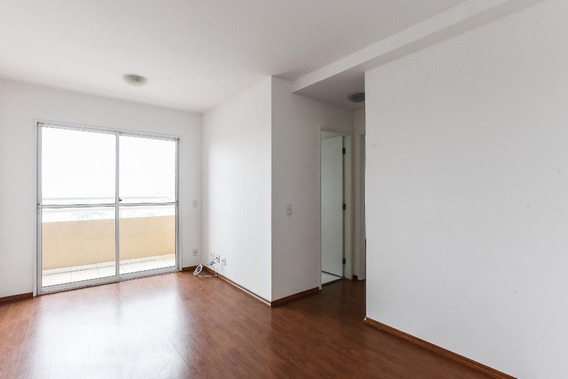 Apartamento No 13º Andar Com 2 Dormitórios E 1 Garagem - Id: 892966984 - 266984