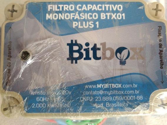 Filtro Capacitivo Bitbox Monofásico Residêncial
