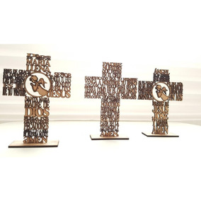 Cruces 1000piezas X 1000 Pesos De 6cm