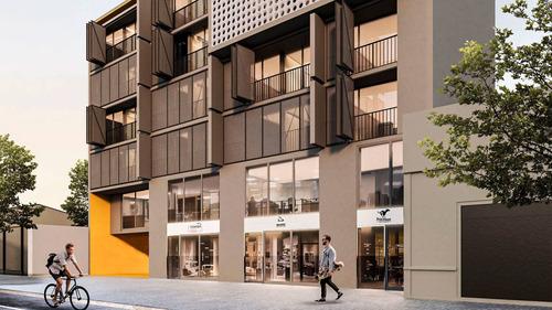 Imagen 1 de 5 de Edificio Atelier Prat Oficinas