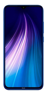 Smartphone Xiaomi Redmi Note 8 4ram 64gb Tela 6.3 Lte Dual
