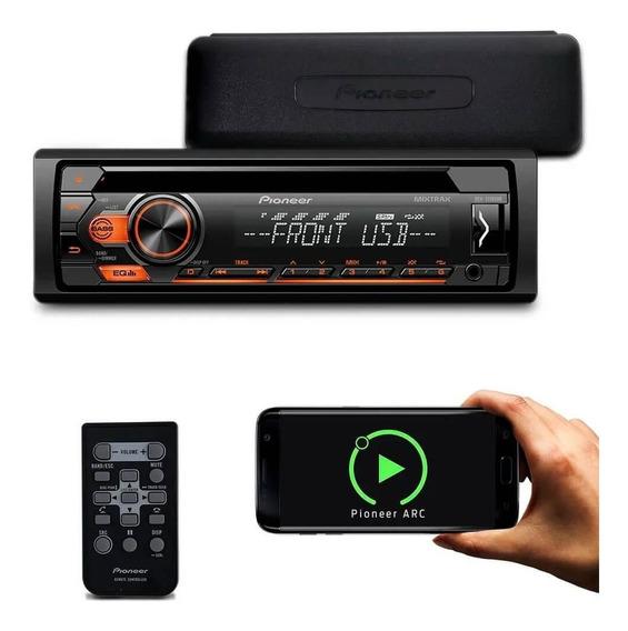 Radio Cd Player Mp3 Deh-s1180ub Fm Usb Aux Pioneer