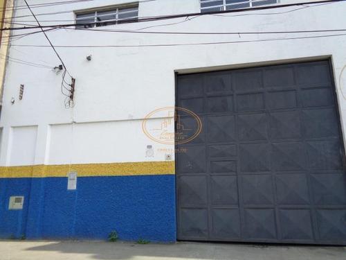 Galpão  Localizado(a) No Bairro Paquetá Em Santos / Santos  - 6008