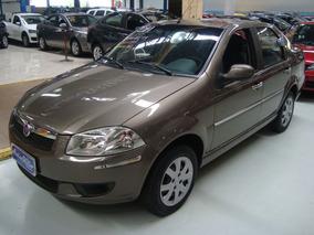 Fiat Siena El 1.4 Flex 2014 Cinza (completo)