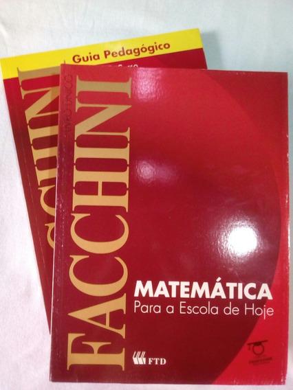 Matemática Facchini (com Resolução) Único Novo