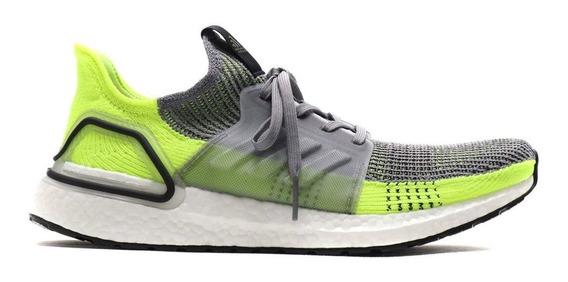 Zapatillas adidas Ultraboost 19 M Gris - Corner Deportes