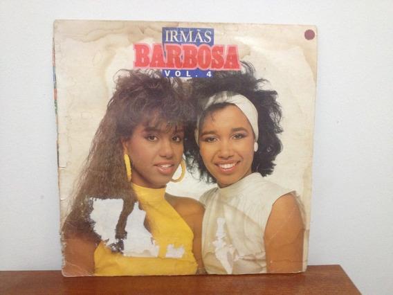 Lp/vinil - Irmãs Barbosa - Vol. 4