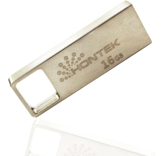 Pendrive 16gb Hontek Material De Metal Com Alta Qualidade