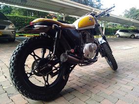 Suzuki Gn Rep Cafe Racer